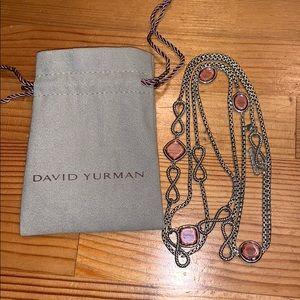David Yurman long necklace